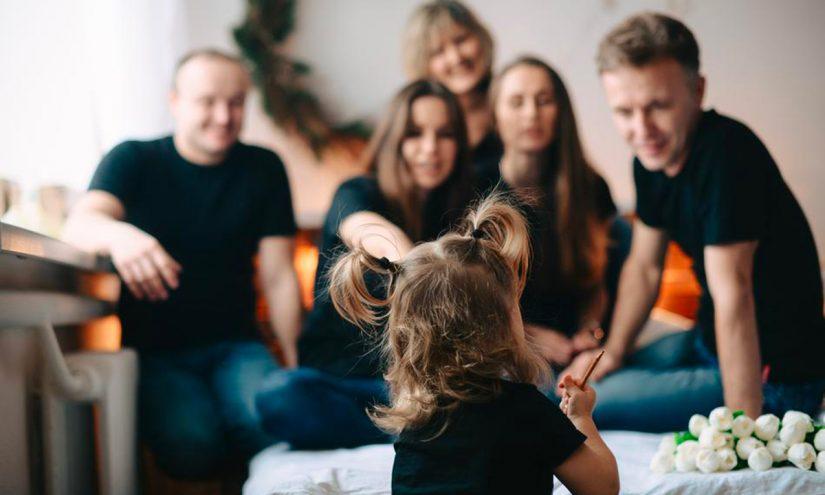 Differenze tra famiglia