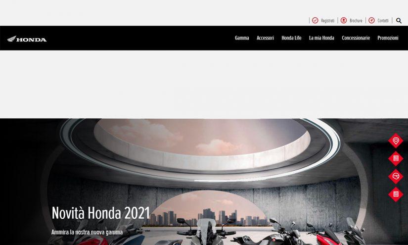 Lavorare in Honda