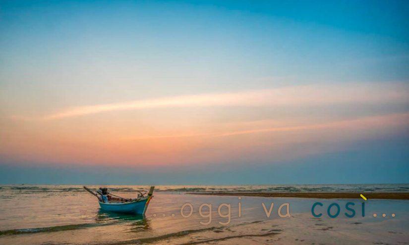 Immagini con frasi per Instagram per foto al mare