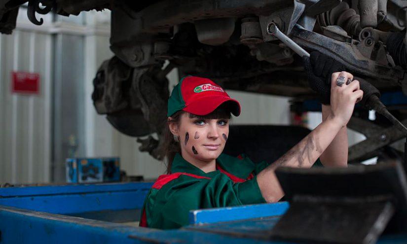 Diventare meccanico di auto