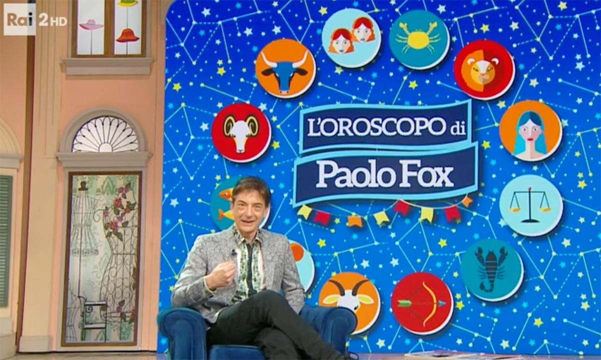 Oroscopo Paolo Fox domani 12 ottobre 2021