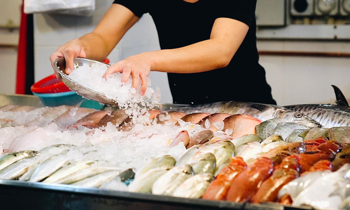 Diventare pescivendolo