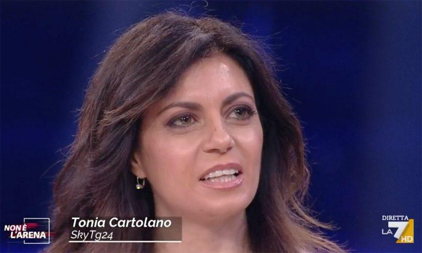 Foto per capire chi è Tonia Cartolano