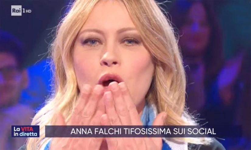 Foto per capire chi è Anna Falchi