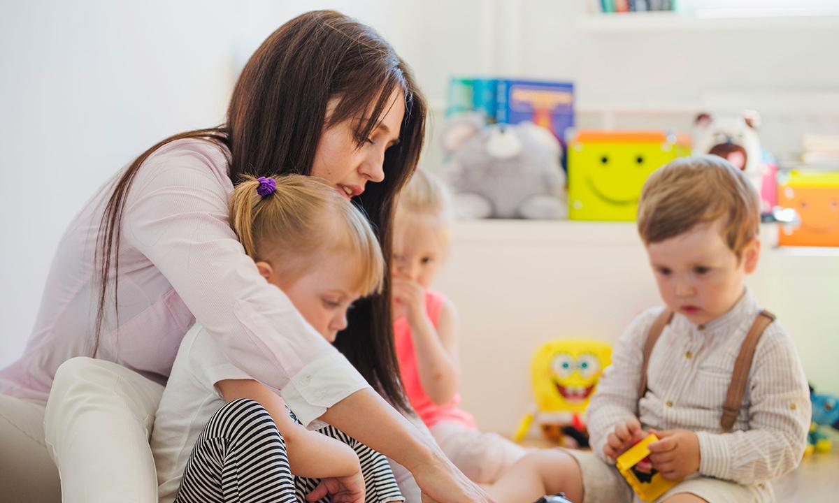 Diventare babysitter