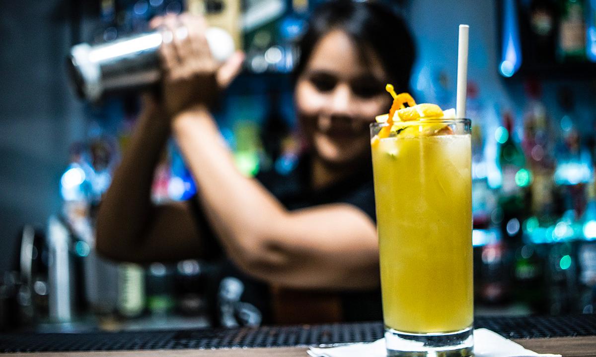 Diventare barista e barman
