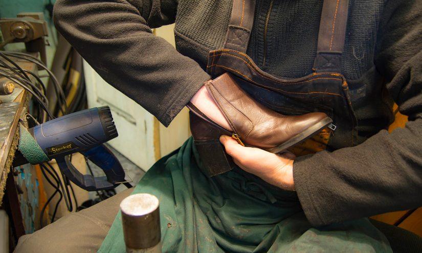 Diventare calzolaio