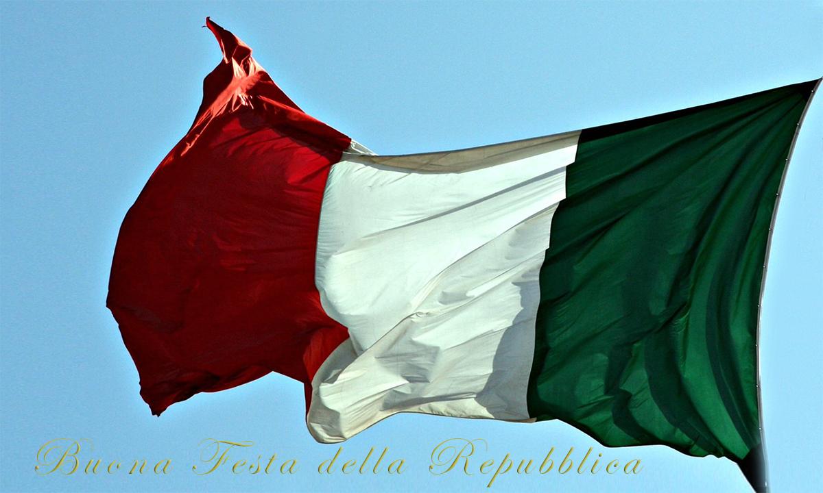 Immagini bamndiera Frasi Festa della Repubblica