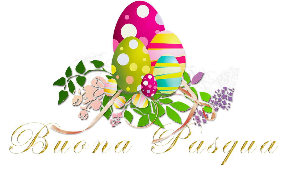 Immagine auguri di Pasqua per Facebook