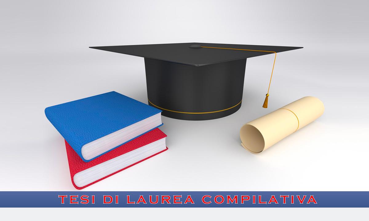 Tesi di laurea compilativa