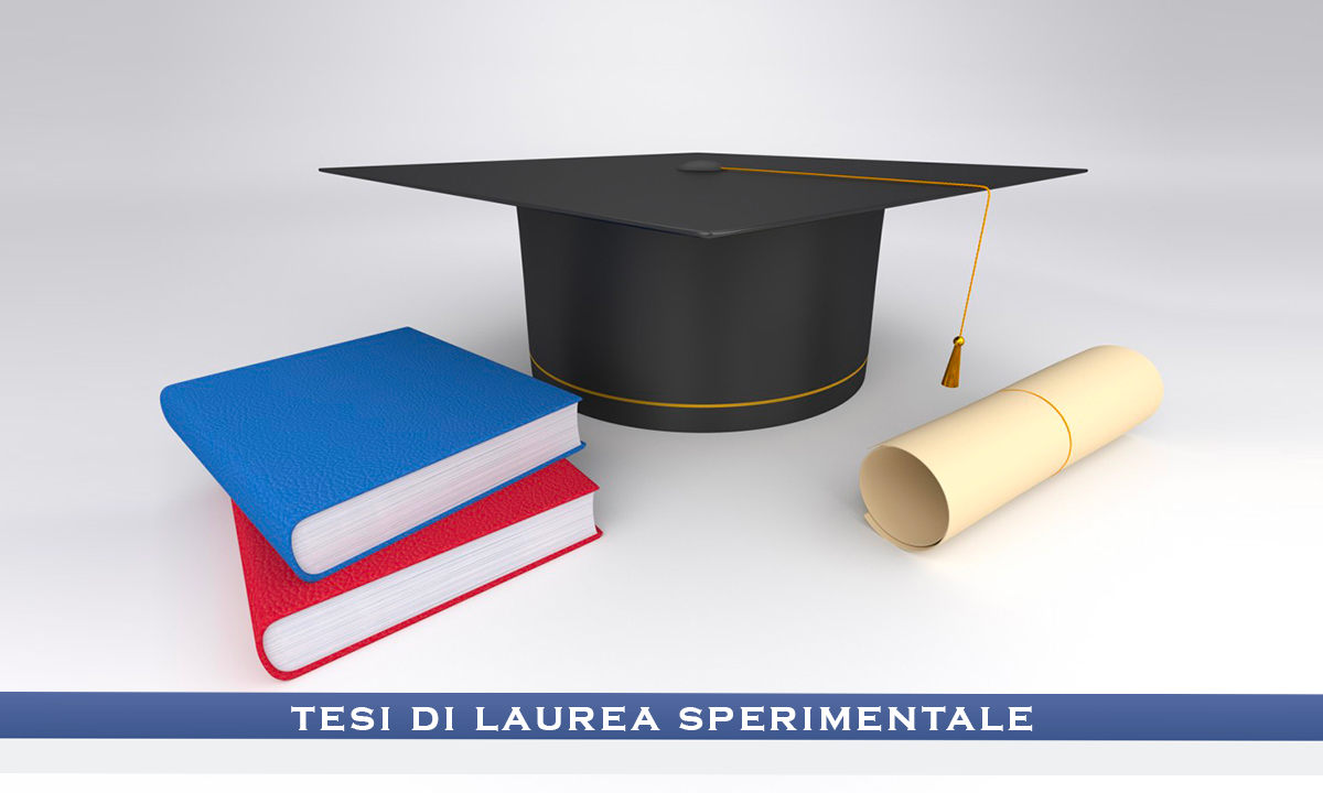 Scrivere una tesi di laurea sperimentale