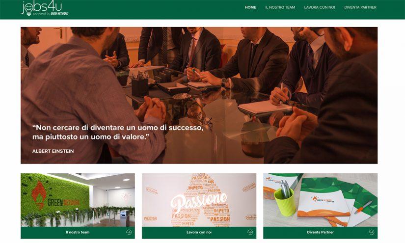 Lavorare in Green Network