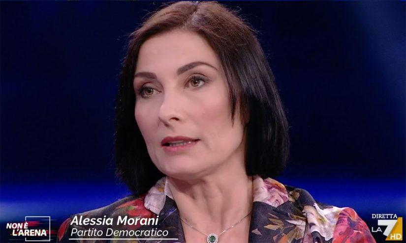 Foto per capire chi è Alessia Morani