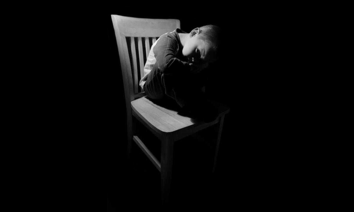 Depressione nei bambini piccoli e nell'infanzia