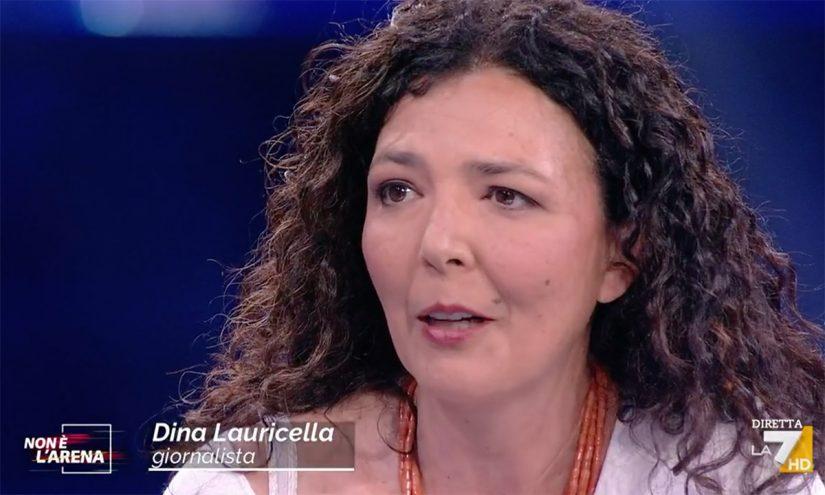Foto per capire chi è Dina Lauricella