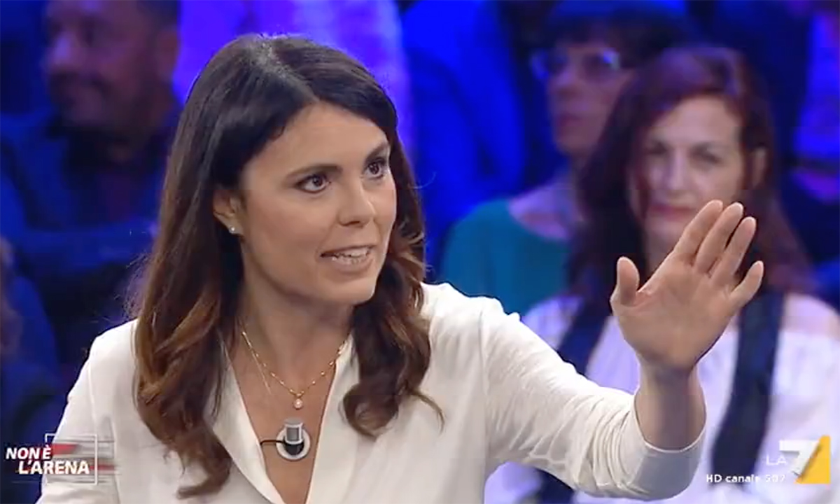 Foto per capire chi è Simona Bonafé