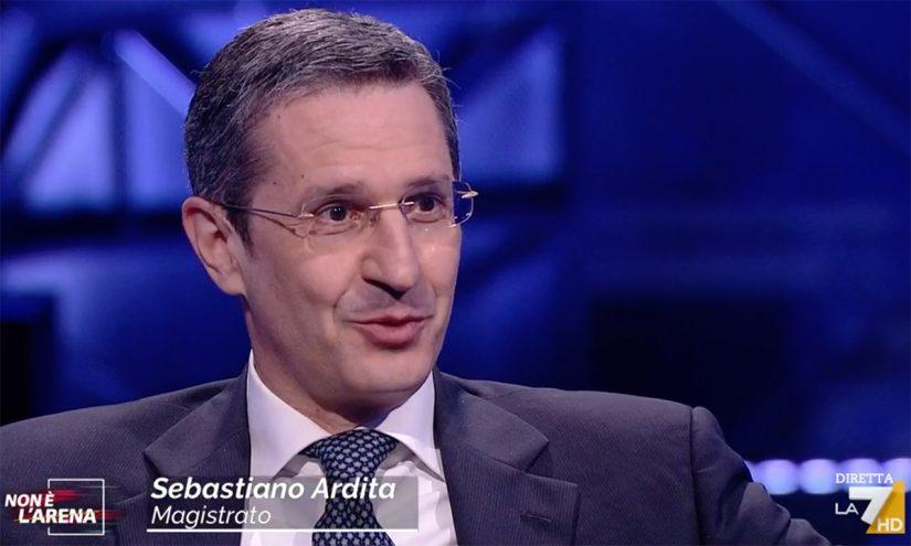 Foto per capire chi è Sebastiano Ardita