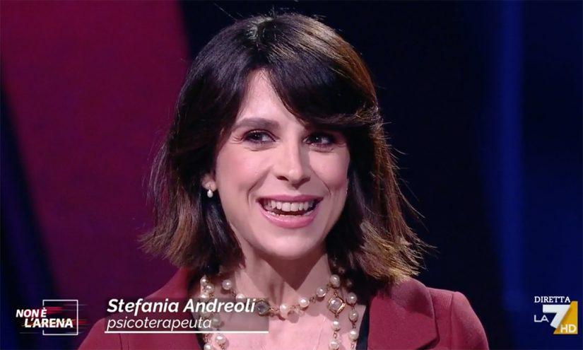 Foto per capire chi è Stefania Andreoli