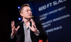 Foto per capire chi è Elon Musk
