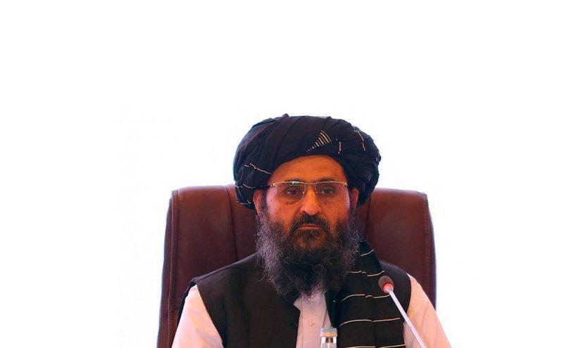 Foto per capire chi è Abdul Ghani Baradar