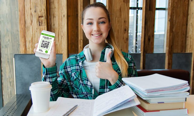 Green pass università