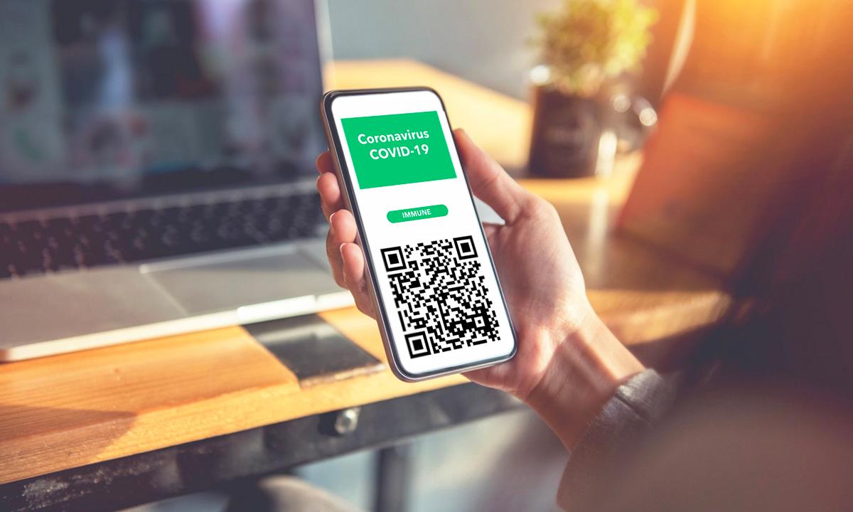 Green pass obbligatorio per dipendenti e clienti
