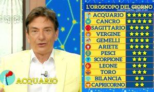 Classifica oroscopo Paolo Fox domani 27 ottobre 2021