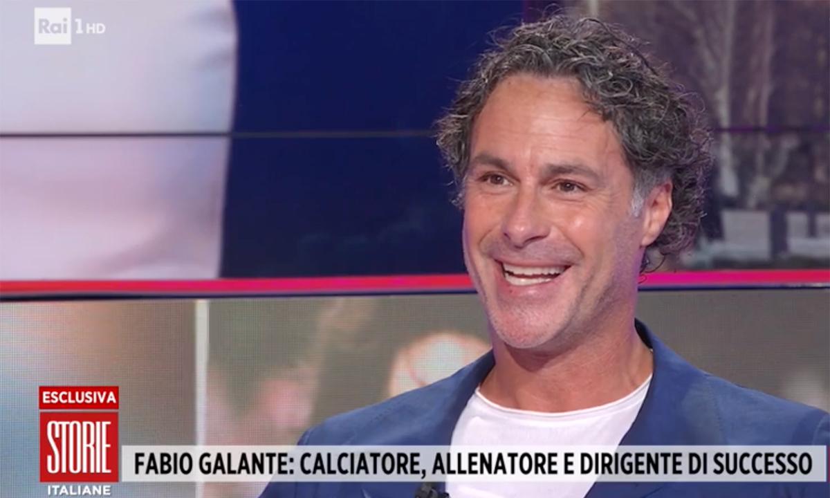 Foto per capire chi è Fabio Galante